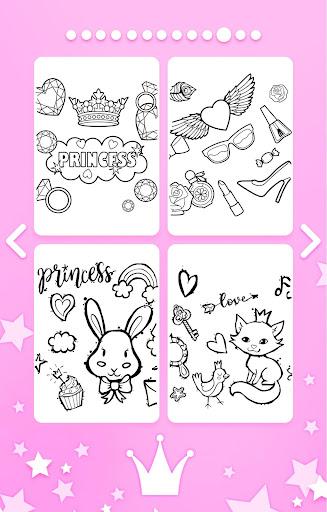 Princess Coloring Book 1.2.4 9