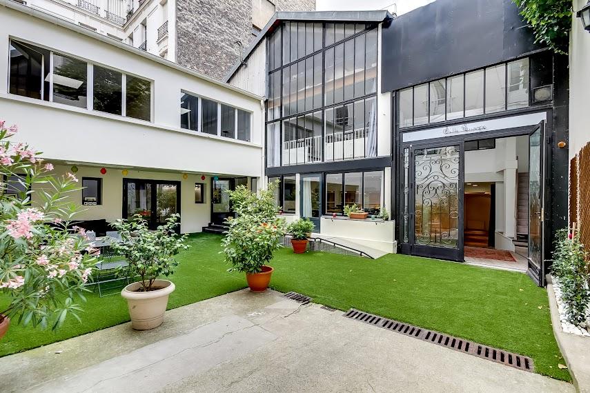 salle de réception modulable à Paris