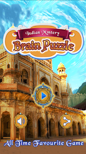 Indian Mystery Brain Puzzle 💡Memory game Screenshot