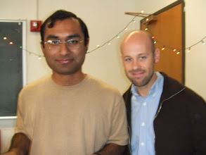 Photo: Sourav and Ethan