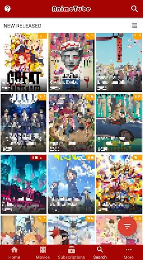 Anime Fanz Tube - Anime Stack  screenshots 1