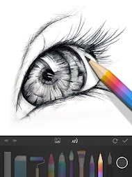 PaperDraw:Paint Draw Sketchbook APK screenshot thumbnail 10