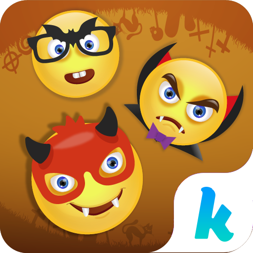 Halloween Emoji Kika Keyboard 個人化 App LOGO-硬是要APP