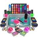 DIY Makeup Slime Maker! Super Slime Simulations icon