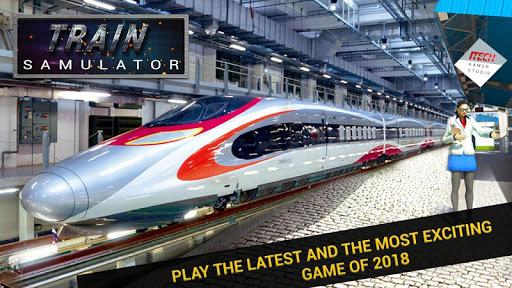 Train Simulator Game 2018 1.0 screenshots 1