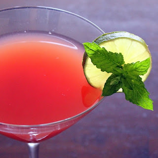 Lime Mint Martini Recipes