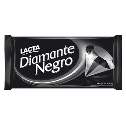 Diamente Negro Chocolate Bar
