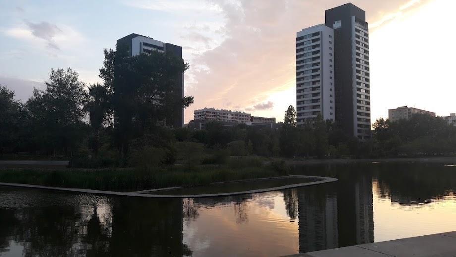 Foto Parque de Diagonal Mar 9