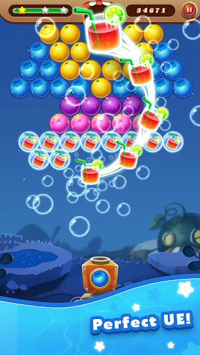 Shoot Bubble - Fruit Splash modavailable screenshots 4