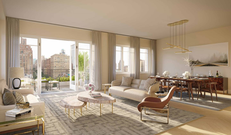 Appartement avec piscine Manhattan