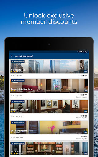 Travelocity Hotels & Flights 20.37.0 screenshots 13