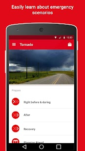 Tornado - American Red Cross- screenshot thumbnail