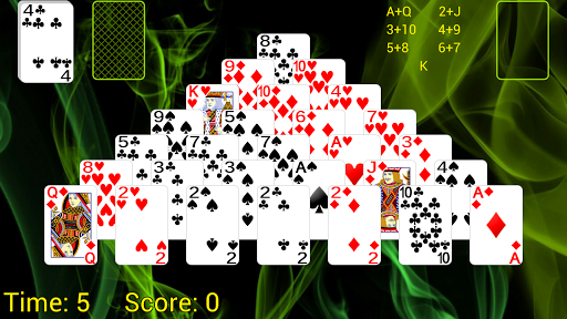 Pyramid Solitaire apkmind screenshots 1