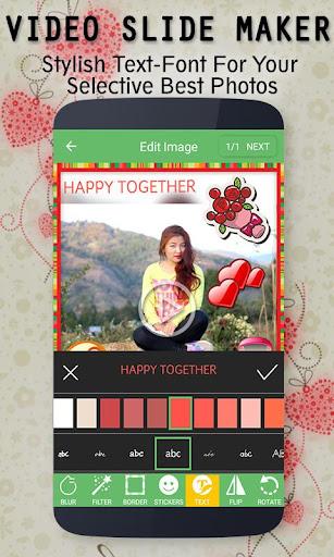 Video Slide Maker With Music 1.0.4 screenshots 5