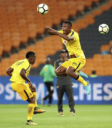 Kaizer Chiefs defender Siyabonga Ngezana can hold his head high after an impressive start in the elite league. /Muzi Ntombela/BackpagePix