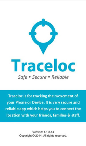 TraceLoc: Location Tracker