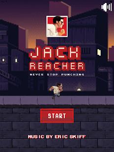 Jack Reacher: Never Stop screenshot