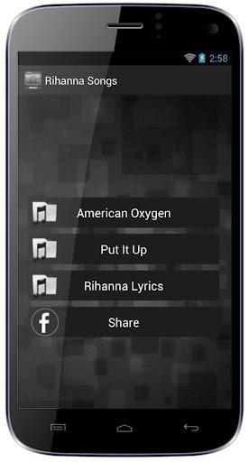 Rihanna American Oxygen Song