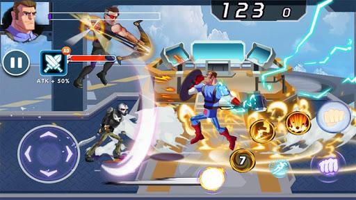 Captain Revenge - Fight Superheroes apkmr screenshots 5