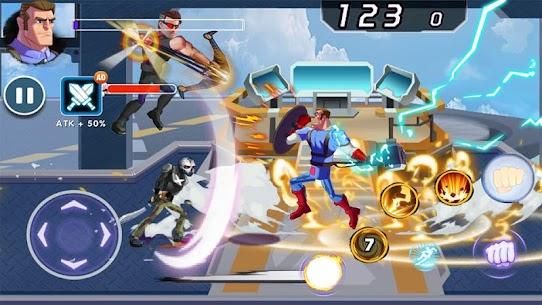 Captain Revenge – Fight Superheroes MOD (Free Purchase) 5