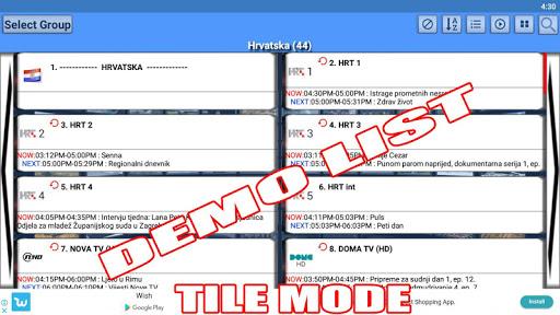 ULTIMATE IPTV Plugin-Addon 3.48 Screenshots 11