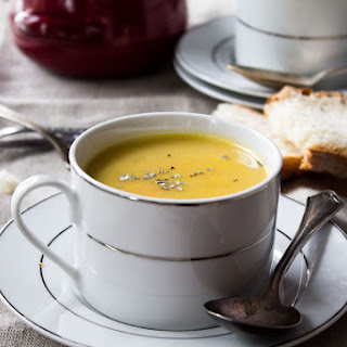 Parsnip and Potato Soup
