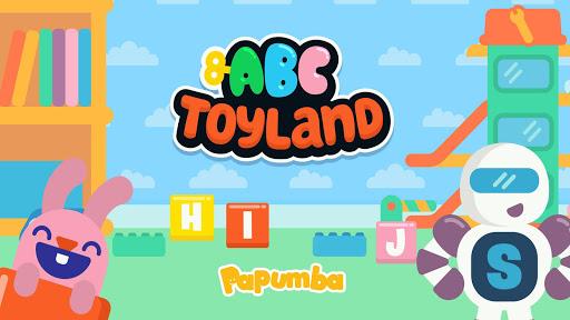ABC Toyland Learn the Alphabet
