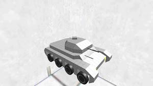 試製  戦車型車輌 タイヤ型
