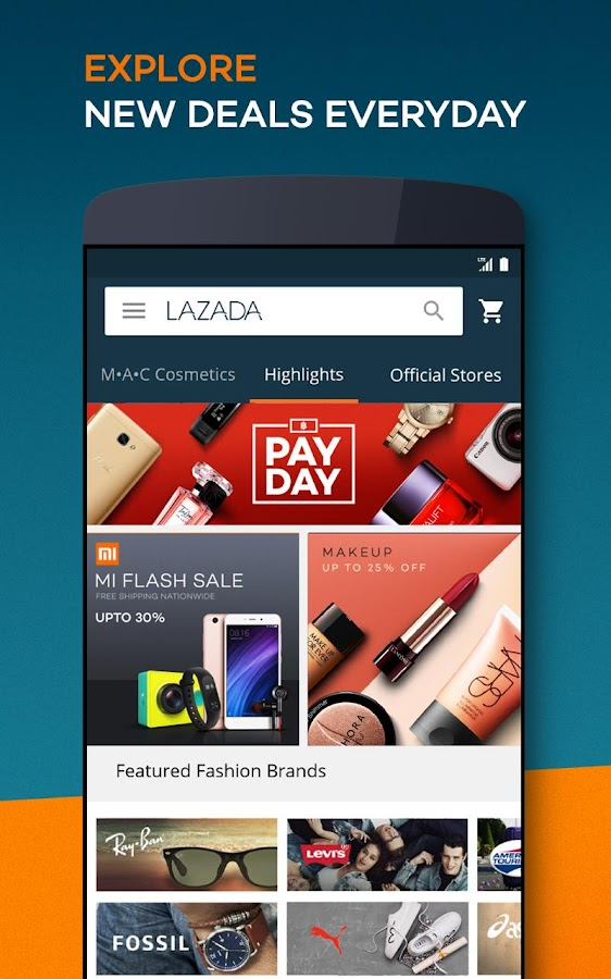 Lazada - Online Shopping & Deals - Android Apps on Google Play