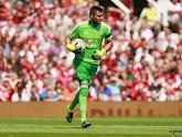 Manchester Unite prêt à libérer Sergio Romero contre une somme de 3 millions d'euros
