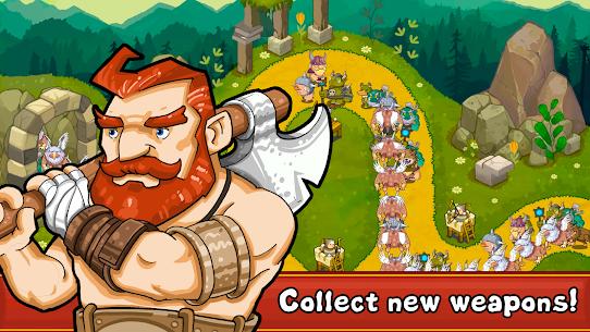Tower Defense Kingdom: Advance Realm Mod Apk 3.1.5 (1 Hit/Unlimited Money) 3