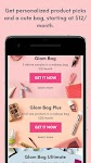 screenshot of IPSY: Makeup, Beauty, and Tips