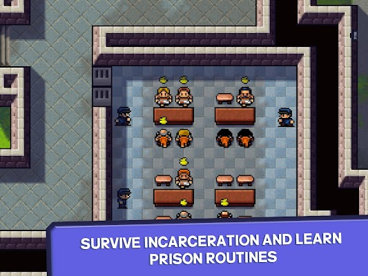 The Escapists- screenshot
