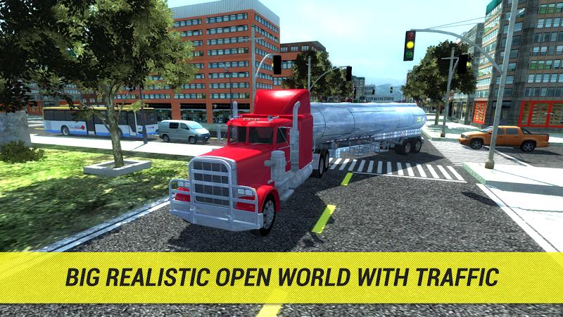 Big Truck Hero 2 – APK MOD HACK – Dinheiro Infinito