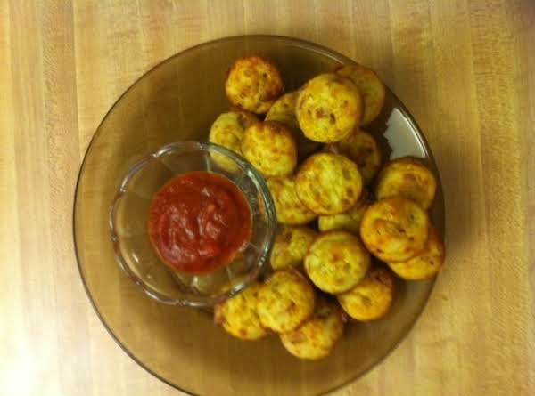 Pepperoni Puffs Recipe