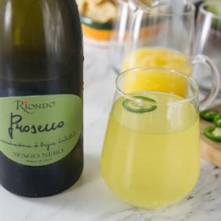 Sparkling Mango Prosecco Cocktail Recipe