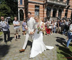 """Overlijden Michael Goolaerts weegt nog altijd op Sarah en Wout van Aert: """"Hij praat er niet graag over"""""""