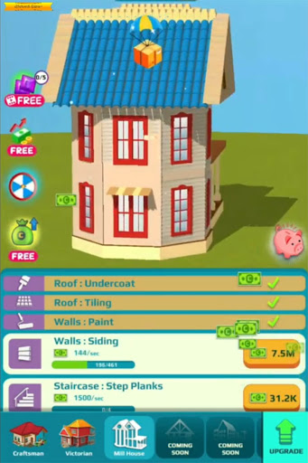 House Craft hack tool