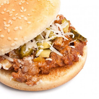 Homemade Slow Cooker Sloppy Joes