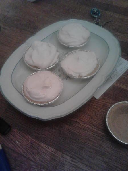 Yogurt Pie Recipe