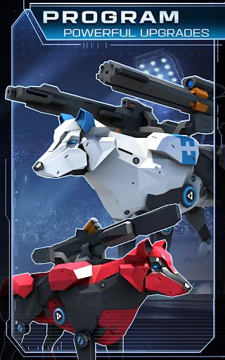 Robotic Warriors screenshot 9