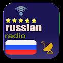 Russian FM Radio tuner icon