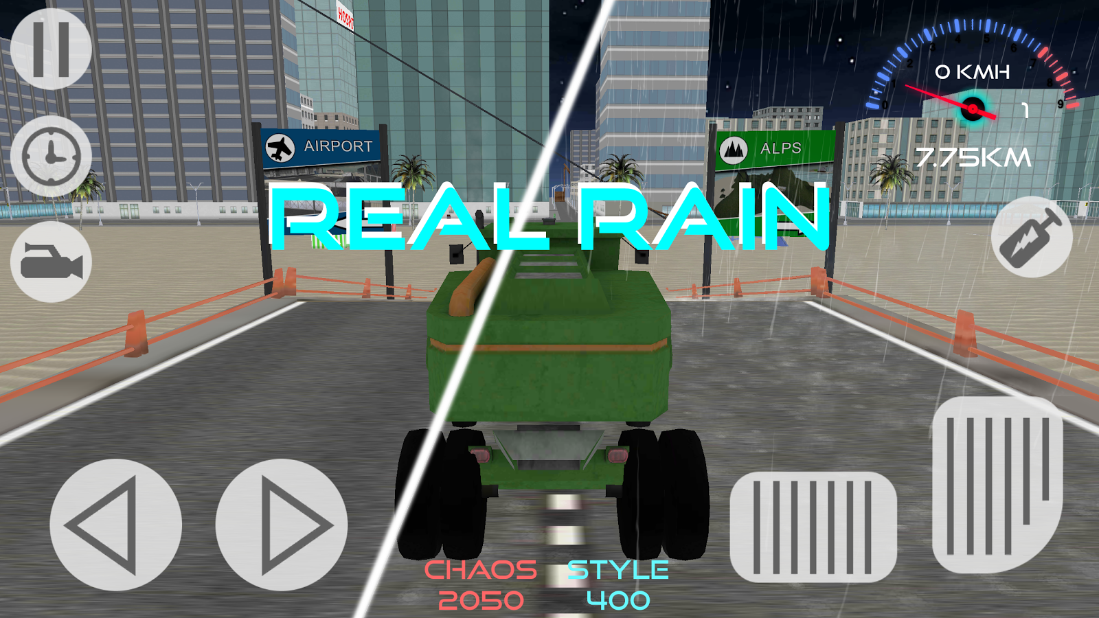 City Tractor Simulator 2016- screenshot