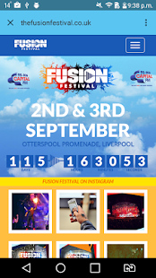 The Fusion Festival - náhled