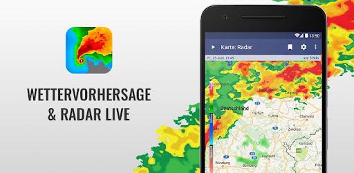 Playstore Karte.Wettervorhersage Radar Live Revenue Download Estimates