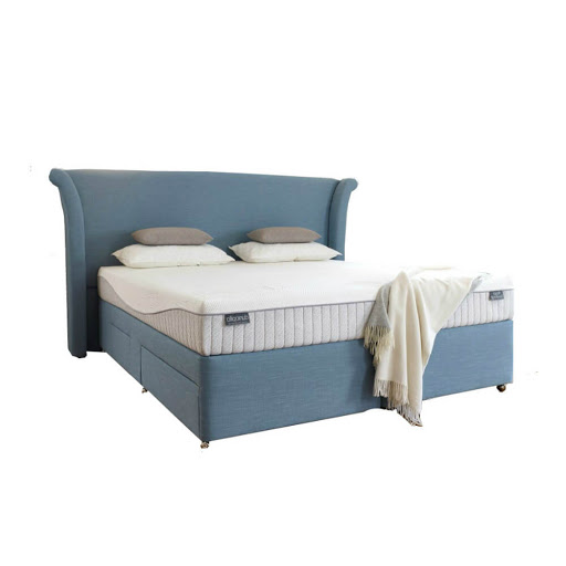 Dunlopillo Royal Sovereign Ottoman Bed