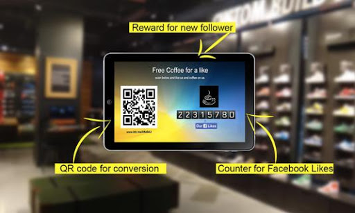 Like Counter for Facebook