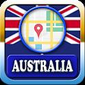 Australia Maps And Direction icon