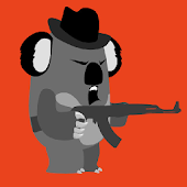 Mobster Koala vs the dead