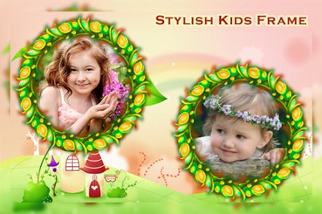 Kids Dual Photo Frames - náhled